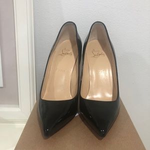 Christian Louboutain Pigalle Stiletto. size 38